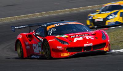ADAC-GT-Masters-2018-Nuerburgring-HB-Racing-Ferrari-488-GT3-Nr.7