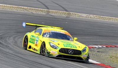 ADAC-GT-Masters-2018-Nuerburgring-MANN-FILTER-Mercedes-AMG-GT3-Nr.48-Fuehrung