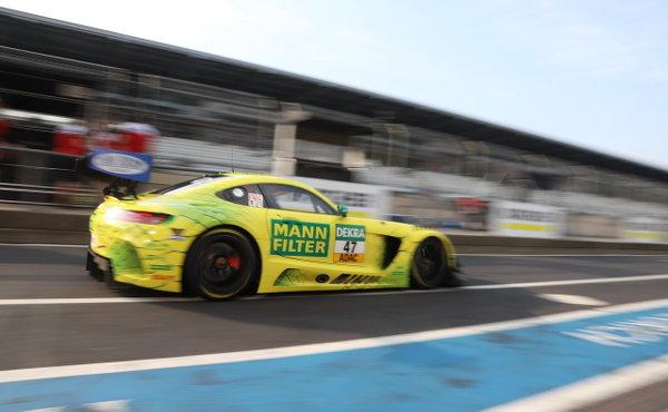 ADAC-GT-Masters-2018-Nuerburgring-Rennen-2-MANN-FILTER-Mercedes-AMG-GT3-Nr.47