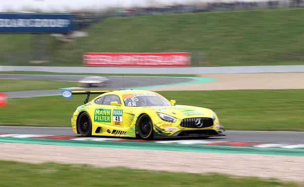 ADAC-GT-Masters-2018-Oschersleben-MANN-FILTER-Team-HTP-Mercedes-AG-GT3-Nr.48