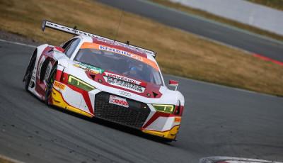 ADAC-GT-Masters-2018-Oschersleben-Pole-Phoenix-Racing-Audi-R8-LMS-Nr.5