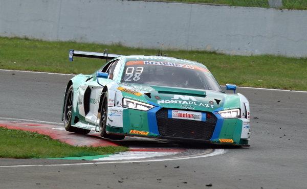 ADAC-GT-Masters-2018-Oschersleben-Rennen-1-Land-Motorsport-Audi-R8-LMS-Nr.28