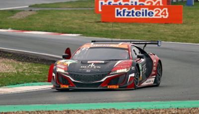 ADAC-GT-Masters-2018-Oschersleben-Rennen-1-Schubert-Motorsport-Honda-NSX-GT3-Nr.9