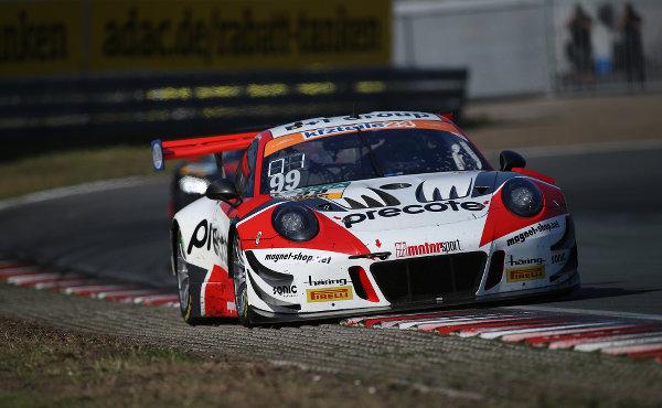 Herberth Motorsport Porsche 911 GT3 R