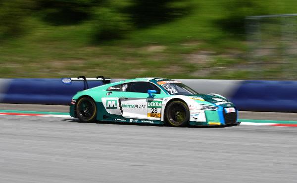 ADAC-GT-Masters-2018-Red-Bull-Ring-Land-Motorsport-Audi-R8-LMS-Nr.28