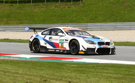 ADAC GT Masters Red Bull Ring Schnitzer BMW M6 GT3 Nr. 43