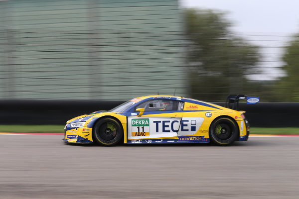 ADAC-GT-Masters-2018-Sachsenring-EFP-by-TECE-Audi-R8-LMS-Nr.11