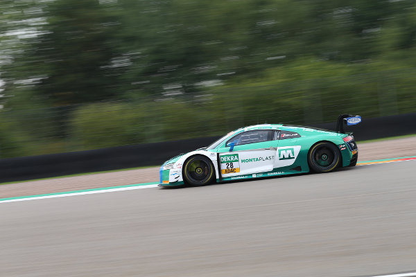 ADAC-GT-Masters-2018-Sachsenring-Land-Motorsport-Audi-R8-LMS-Nr.28