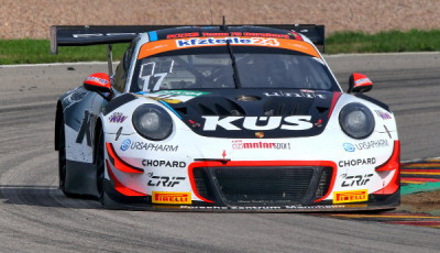 ADAC-GT-Masters-2018-Sachsenring-Rennen-1-Team75-Bernhard-Porsche-911-GT3-R-Nr.17