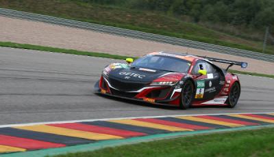 ADAC-GT-Masters-2018-Sachsenring-Schubert-Motorsport-Honda-NSX-GT3-Nr.9