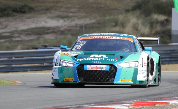 ADAC-GT-Masters-2018-Zandvoort-Rennen-1-Land-Motorsport-Audi-R8-LMS-Nr.28
