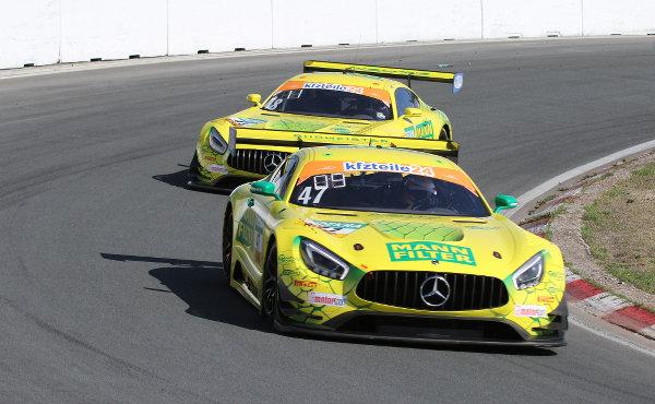 ADAC-GT-Masters-2018-Zandvoort-Rennen-1-MANN-FILTER-Mercedes-AMG-GT3
