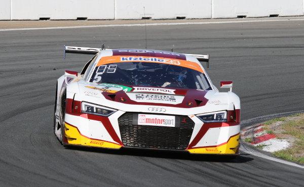 ADAC-GT-Masters-2018-Zandvoort-Rennen-1-Phoenix-Racing-Audi-R8-LMS-Nr.5
