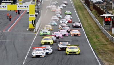ADAC-GT-Masters-2018-Zandvoort-Rennen-2-Start