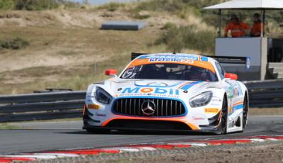 ADAC-GT-Masters-2018-Zandvoort-erstes-freies-Training-Zakspeed-Mercedes-AMG-GT3-Nr.21
