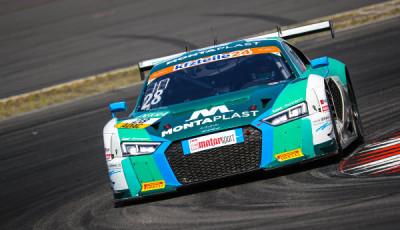 ADAC-GT-Masters-2018-zweites-freies-Training-Land-Motorsport-Audi-R8-LMS-GT3-Nr.28