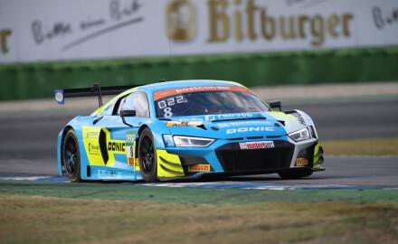 ADAC-GT-Masters-2019-Hockenheimring-HCB-Audi-R8-LMS-Nr.8