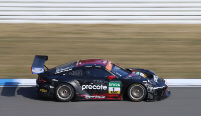 ADAC-GT-Masters-2019-Hockenheimring-freies-Training-Herberth-Motorsport-Porsche-911-GT3-R-Nr.1