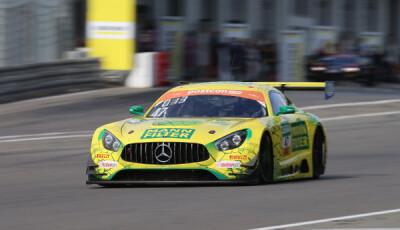 ADAC-GT-Masters-2019-Nuerburgring-freies-Training-HTP-Motorsport-Mercedes-AMG-GT3-Nr.47