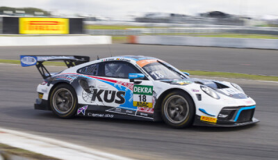 ADAC-GT-Masters-2019-Nuerburgring-freies-Training-KUES-Team75-Porsche-911-GT3-R-Nr.18