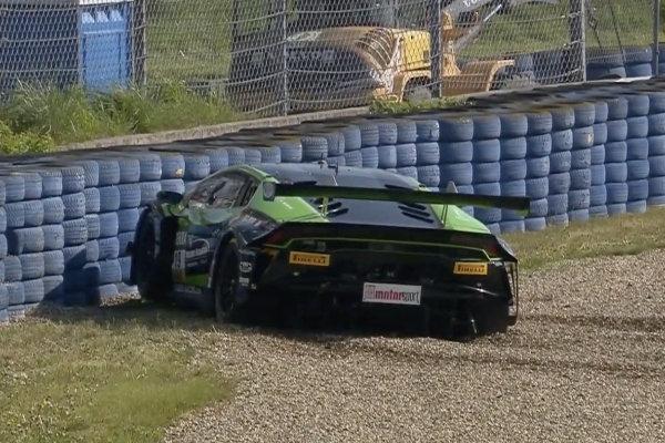 ADAC-GT-Masters-2019-Oschersleben-Qualifying-1-Grasser-Lamborghini-Kies