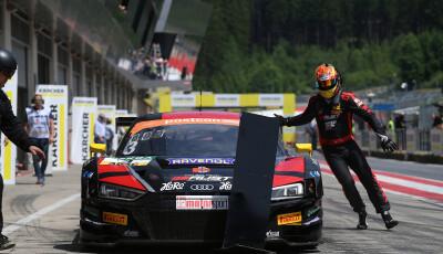 ADAC-GT-Masters-2019-Red-Bull-Ring-Aust-Motorsport-Audi-R8-LMS-Fahrerwechsel