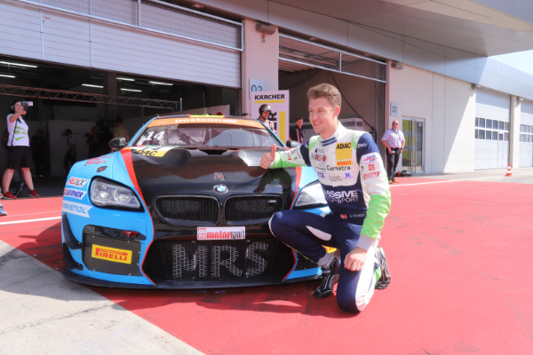 ADAC-GT-Masters-2019-Red-Bull-Ring-Pole-Position-Rennen-1-Nicolai-Sylvest