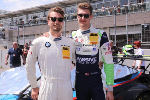 ADAC-GT-Masters-2019-Red-Bull-Ring-Rennen-1-Jens-Klingmann-Nicolai-Sylvest