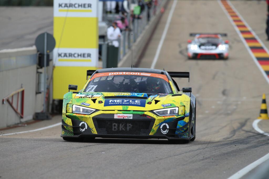 ADAC-GT-Masters-2019-Sachsenring-T3-Motorsport-Audi-R8-LMS-Nr.71