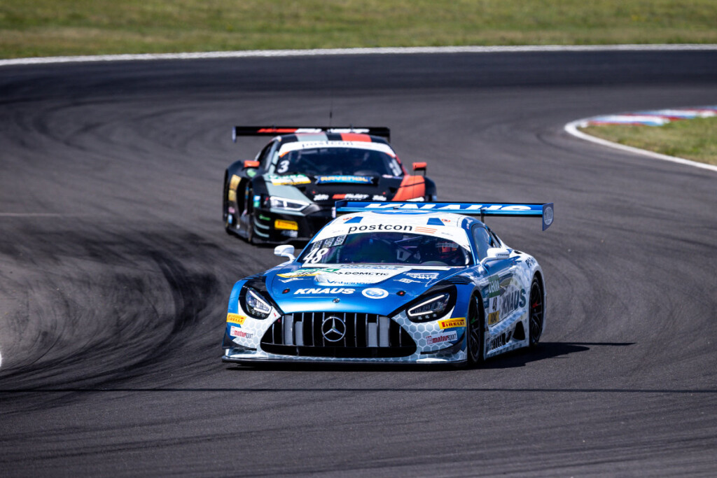 ADAC-GT-Masters-2020-Test-Lausitzring-HTP-Mercedes-AMG-GT3-Nr.48