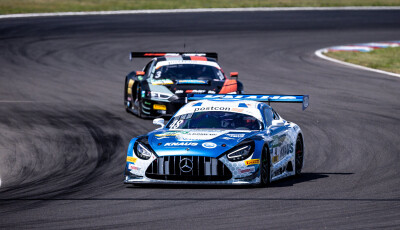 ADAC-GT-Masters-2020-Test-Lausitzring-HTP-Mercedes-AMG-GT3-Nr.48