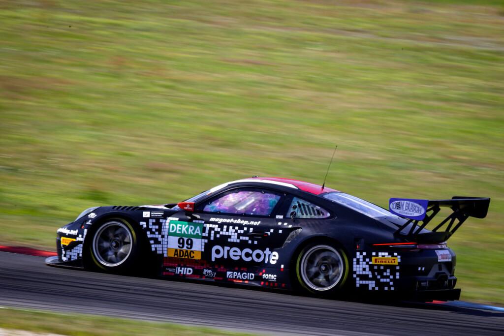 ADAC-GT-Masters-2020-Test-Lausitzring-Herberth-Motorsport-Porsche-911-GT3-R-Nr.99