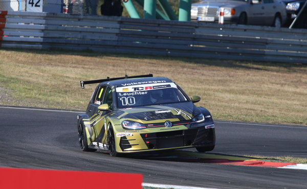 ADAC-TCR-Germany-2018-Nuerburgring-Max-Kruse-Racing-VW-Golf-GTI-TCR-Nr.10-Benjamin-Leuchter