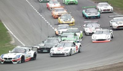 ADAC GT Masters Zandvoort 2012