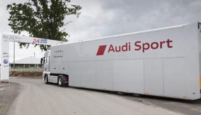 Audi-Logistik