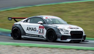 Audi TT cup #23 Philip Ellis
