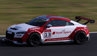 Audi Sport TT Cup, Vallelunga, Italien