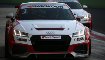 Audi Sport TT Cup, Vallelunga, Italien, 05.12.2015