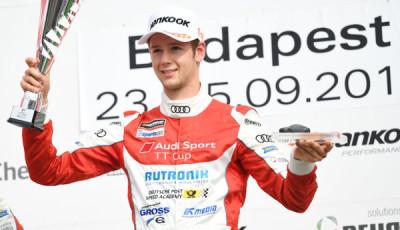 Audi TT cup #27, Dennis Marschall