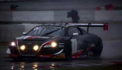 Audi Team WRT