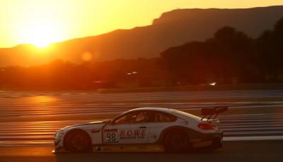 BES-2016-Paul-Ricard-Rowe-Racing-BMW-M6-GT3-sunset