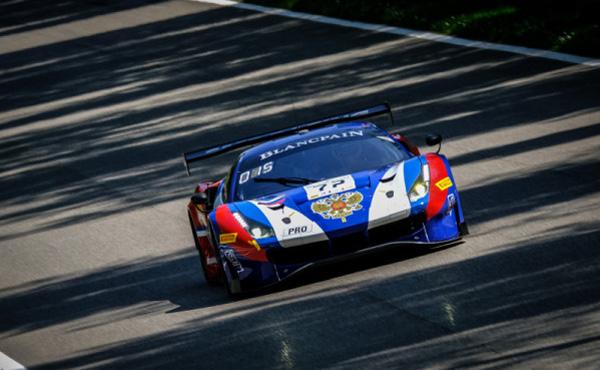 BES 2018_Monza_PreQualifying_SMP Racing_Ferrari 488 GT3 72