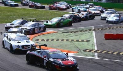 BES Start 2014 Monza