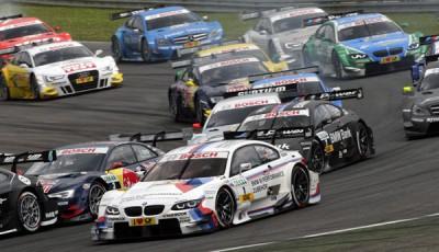 Der BMW M3 bei der DTM 2012 in Spielberg