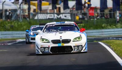 BMW Team Schnitzer_43_BMW M6 GT3_Nachtquali
