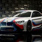 BMW M2 CSL Vision Gran Turismo Concept