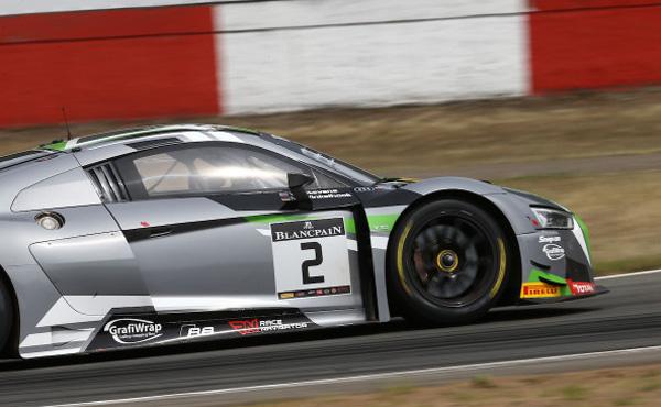 BSS 2017_Zolder_Audi R8 LMS_Team WRT