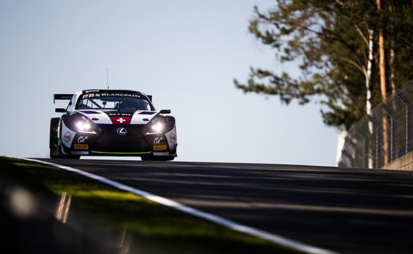 BSS 2018_Zolder_Emil Frey Lexus Racing_cut