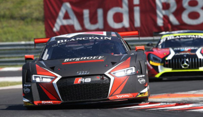 Belgian Audi Club Team WRT_R8 LMS 4_Training