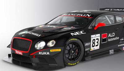 Bentley Team HTP-Continental schwarz-Beitrag